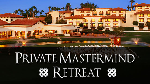Private Mastermind Retreats