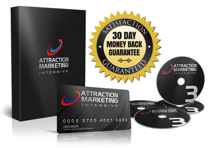 Attraction Marketing Intensive