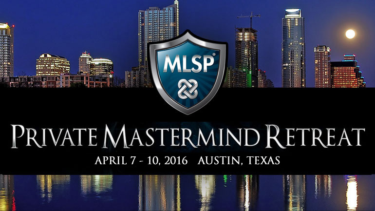 PRIVATE MASTERMIND RETREAT