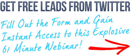 FREE Twitter Training Webinar Updated for 2011!