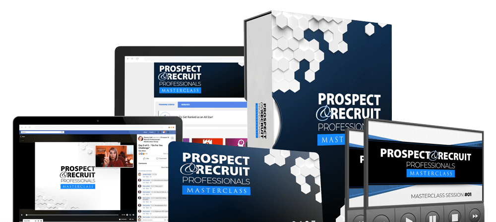 Prospect and Recruit Professionals Masterclass