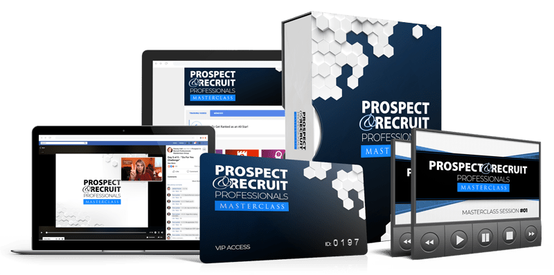 PROSPECT & RECRUIT PROFESSIONALS MASTERCLASS