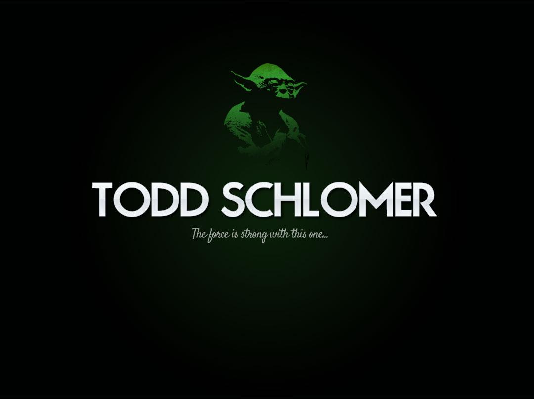 TODD SCHLOMER